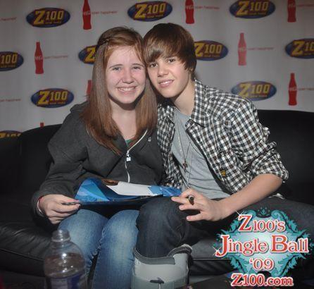 Justin Bieber at Jingle Ball 2009/ #12