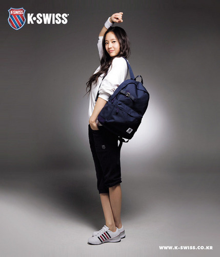 F(x) wallpaper with an outerwear entitled Krystal