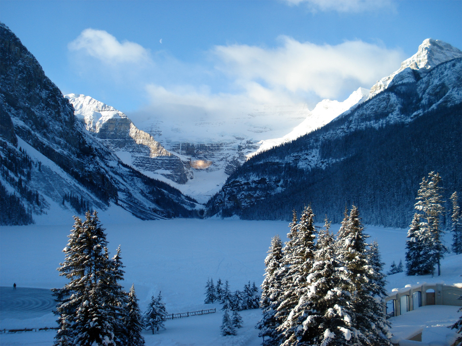 Canada images lake louise hd wallpaper and background for Wallpaper canada
