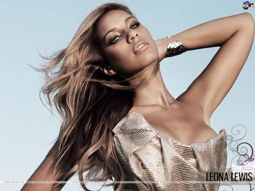 Leona Pretty fond d'écran