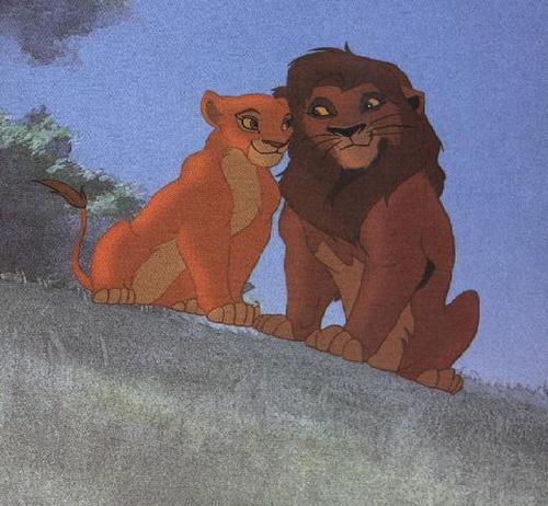Kiara & Kovu