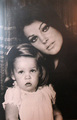 Lisa Marie && Mami - elvis-and-priscilla-presley photo