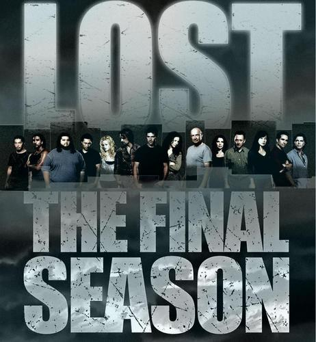 lost Season 6 Poster Promo Main Characters CAST