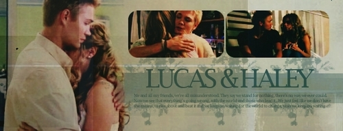 Lucas & Haley <3