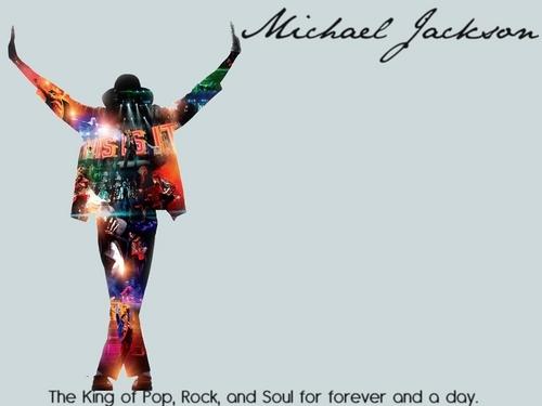 MJ karatasi za kupamba ukuta