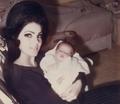 Mami && Lisa Marie