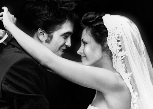 Edward e Bella wallpaper entitled Manips
