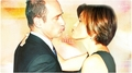 Mariska and Chris
