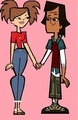 Me and Noah - total-drama-island-fan-girls fan art