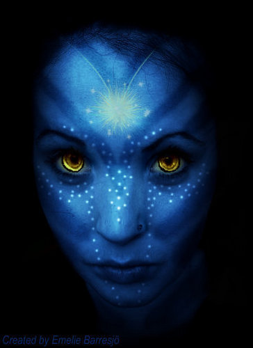 Me as a Na'vi (first one)