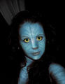 Me as a Na'vi (second picture)
