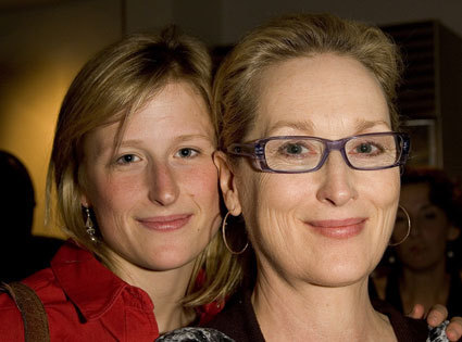 Meryl and Mamie - meryl-streep Photo