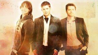 Misha, Jensen and Jared