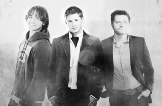 Misha, Jensen and Jared
