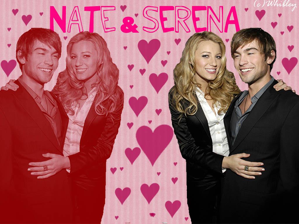 Nate and Serena - serena-and-nate wallpaper