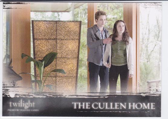 New Twilight Stills (Trading Cards)