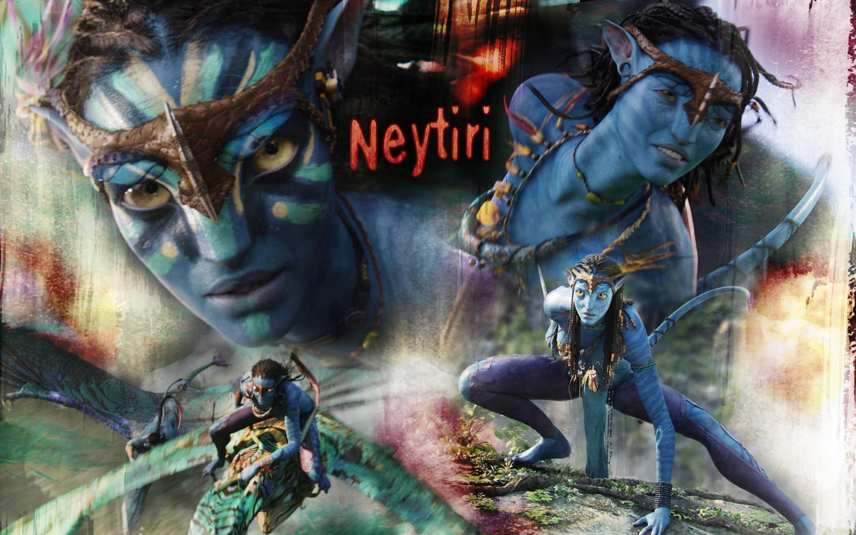Avatar neytiri wallpaper