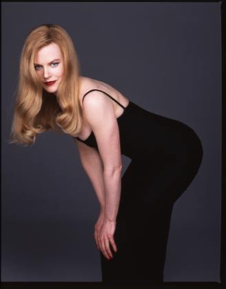 Nicole Kidman wallpaper possibly with a leotard, attractiveness, and a portrait called Nicole - Batman promo shoot