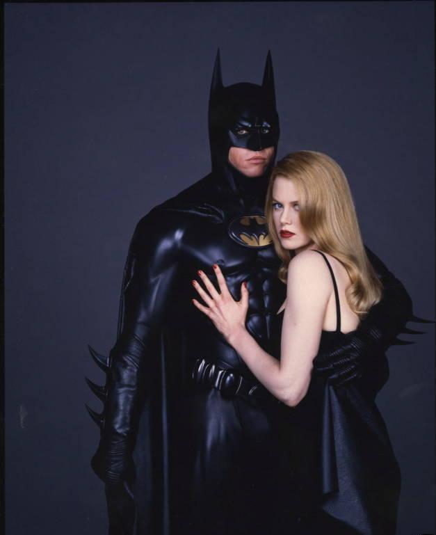 Nicole - 배트맨 promo shoot