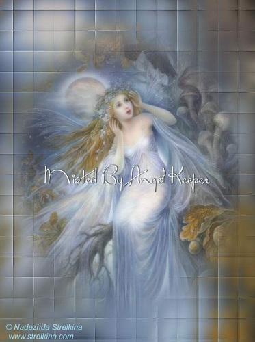 Night Fairy (by Strelkina)