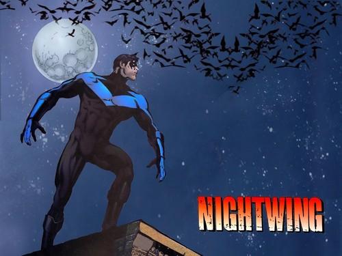 Nightwing Hintergrund