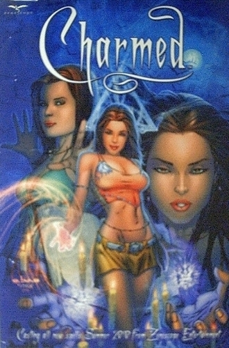 OMG>>> Charmed comics, season 9 comes