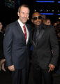 Omar @ People's Choice Awards [January 6, 2010] - omar-epps photo