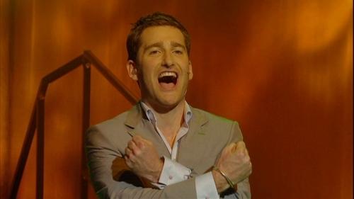 Paul looks so happy! :)