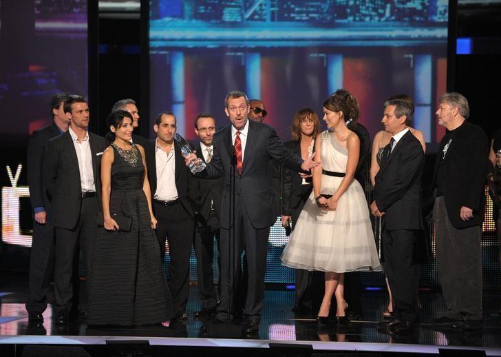 Peter @ People's Choice Awards [January 6, 2010]