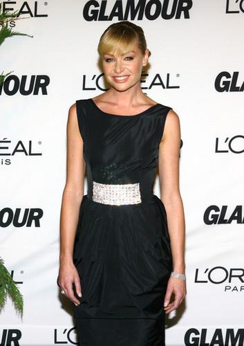 Portia @ Glamour Women Of The ano Awards