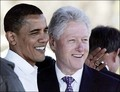 President Clinton & President Obama - bill-clinton photo