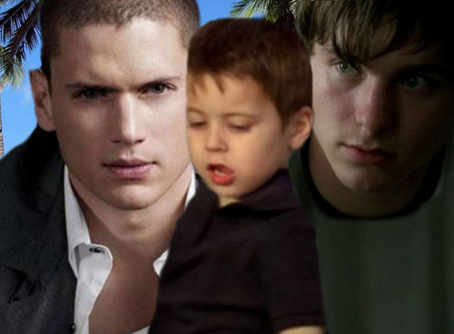 Prison Break - LJ, Michael and MJ