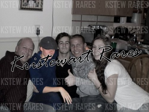 Private pictures of Kristen from New Year's 07-08