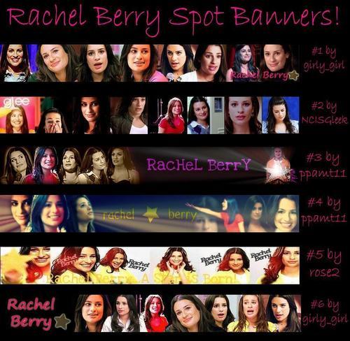 Rachel Banners!!