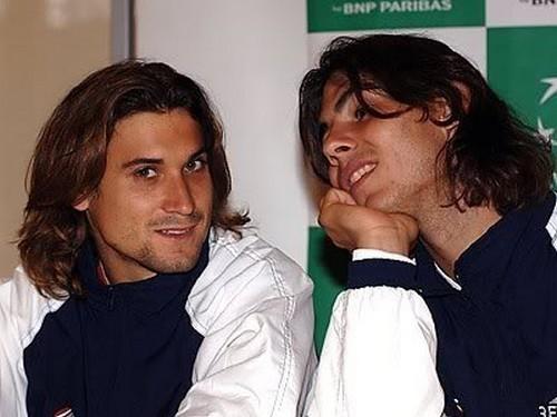 Rafa and David Ferrer