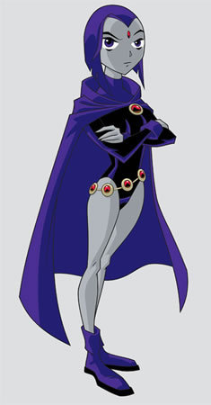 Raven wallpaper possibly containing anime entitled Raven