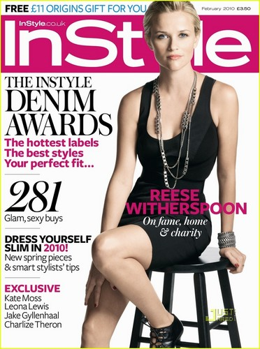 Reese - InStyle