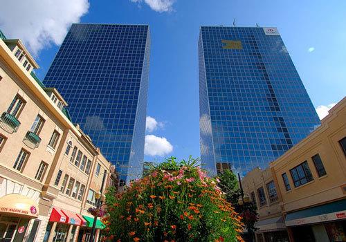Regina's downtown
