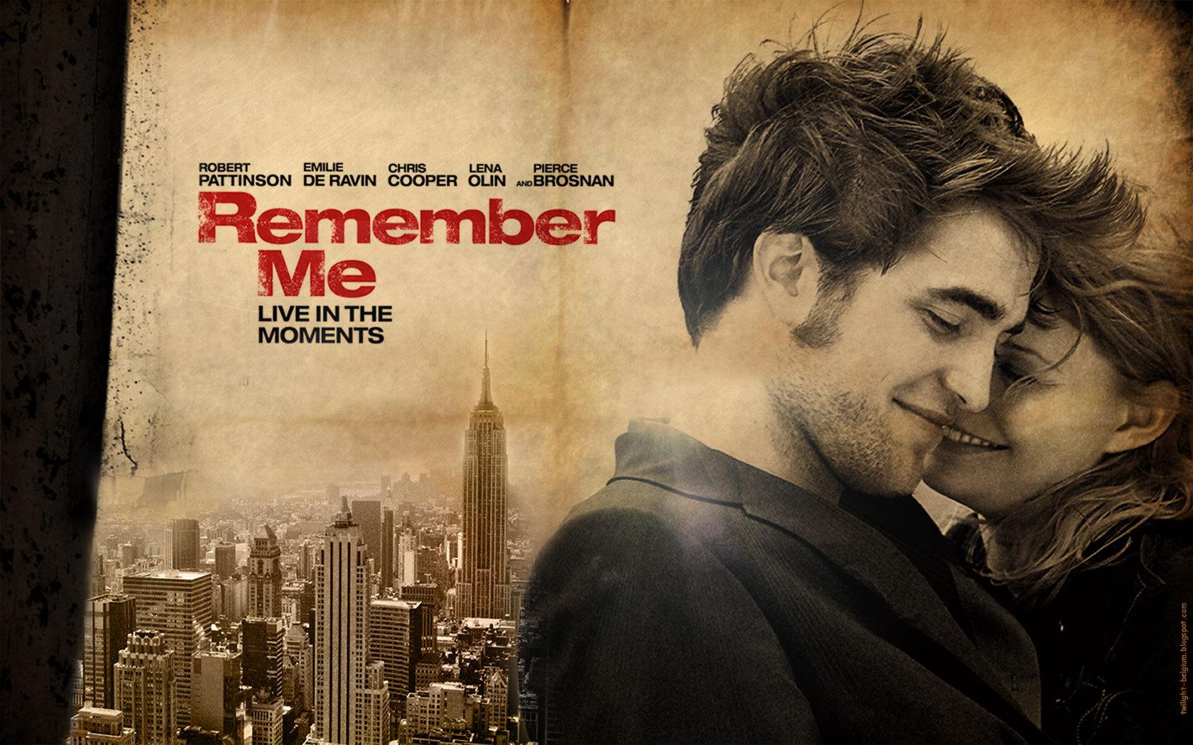 Robert Pattinson - Remember Me