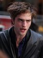 Robert Pattinson in NYC November 2008  - twilight-series photo