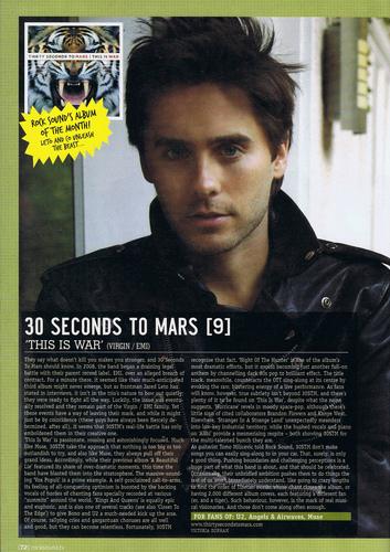 Rocksound Magazine Scan