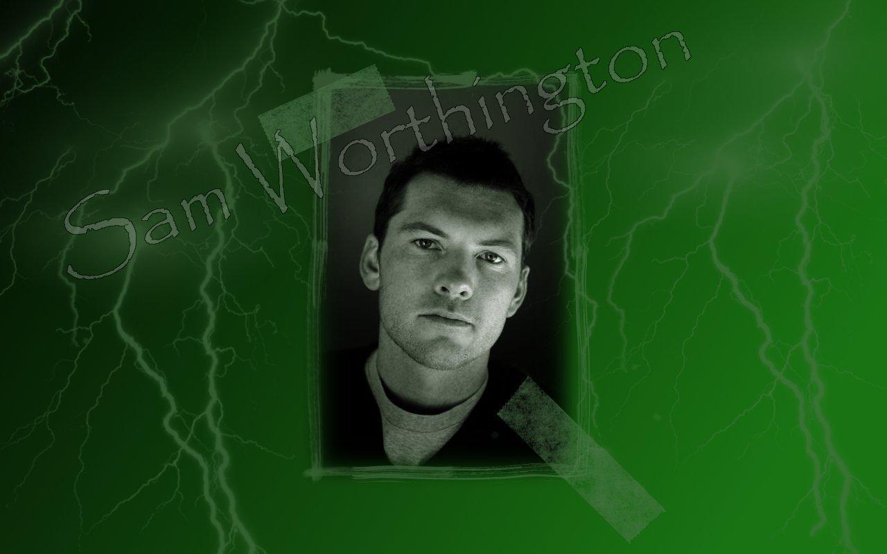 Sam Worthington Wallpaper