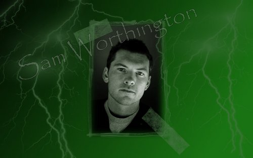 Sam Worthington wallpaper probably with a portrait titled Sam Worthington Wallpaper
