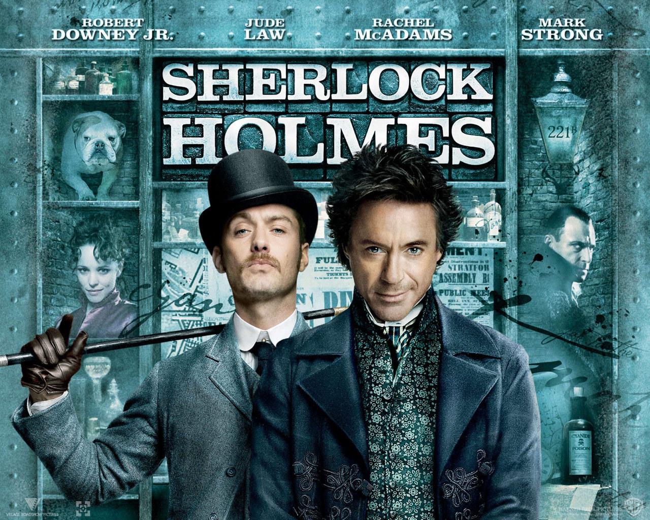 sherlock holmes film 2009