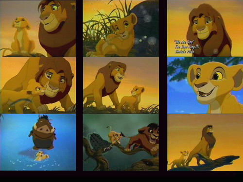 Simba's Pride We are One Wallpaper - the-lion-king-2-simbas-pride Wallpaper