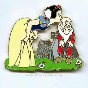 Snow White & Grumpy