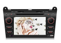 Special car dvd player for mazda 3, digital screen, gps+ipod+rds+bluetooth - mazda photo