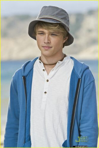 Sterling Knight karatasi la kupamba ukuta probably with a leisure wear titled Starstruck stills