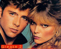 Stephanie and Michael - grease-2 photo