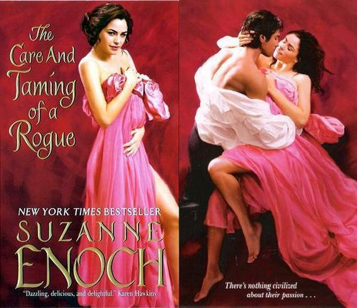 Suzanne Enoch - The Care and Taming of A Rogue